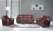 Комплект диванов из натуральной кожи-разнообразие выбора