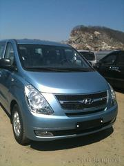Hyundai Grand Starex CVX 2011