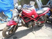 SUZUKI BANDIT 250 2001