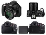 Цифровая камера Canon Powershot SX30 IS