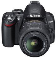 Продается фотоаппарат Nikon D3000 в отличном состоянии!