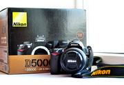 Продам НЕДОРОГО фотоаппарат Nikon D5000 с объективом 18-55мм