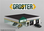 Успешный бизнес под ключ. Ваш автосервис от компании GROSTER.