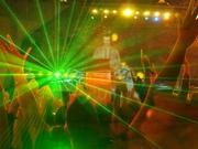 DJ Ди-джей с ведущей или без.Лазер.Дым.Стробоскоп.Караоке