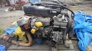 Продам двигатель D4DA дизельный