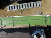 Продам борта на корейский грузовик (новые)