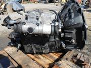 Коробка на двигатель D6DA