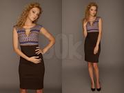 Продаётся Новое Платье,  Размер 46 (большемерит,  на высокий рост)