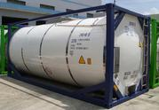 Танк контейнер T11 для перевозки ДТ,  бензина,  дизельного топлива