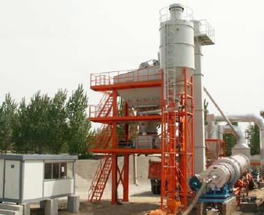 Асфальтовый завод YUESHOU модель LB 800