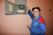 электрик на дом -электромонтажные работы в квартире