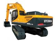 Гидроцилиндр ковша для Экскаватора  HYUNDAI 300LC -9S