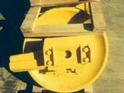 Направляющее колесо ( Ленивец) для бульдозеров Shantui ,  Komatsu