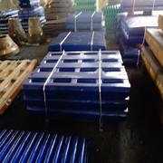 Дробильные плиты ,  клинья для щековых дробилок Metso