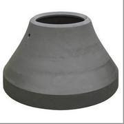 Кольца,  конусы,  защита на стационарные конусные дробилки SANDVIK S2800