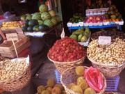 Экзотические фрукты из Филиппин
