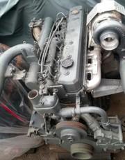 Двигатель Doosan DE12TIA