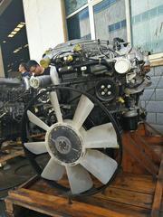 Двигатель дизельный Mitsubishi 6M70-1AT3