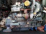 Двигатель Hyundai  D6AB для автобусов Hyundai Super Aerocity