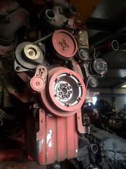 двигатель для грузовика DL08