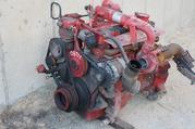 Контрактный двигатель Doosan (Daewoo) DE08 на автобус,  грузовик