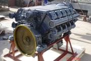 Двигатель Deutz F10L413F