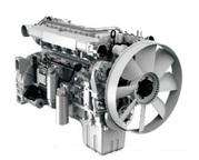 Двигатель Weichai WP10