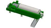Промышленная центрифуга 760 мм GNLW764A-VFD