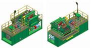 Система регенерации бурового раствора GNMS-200G