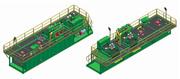 Система регенерации бурового раствора GNMS-500B