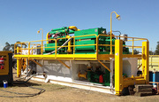 Система регенерации бурового раствора GNMS-500G