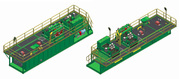 Система регенерации бурового раствора GNMS-500GL
