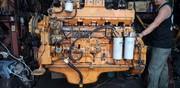 Двигатель Komatsu S6D140-1