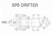 Запчасти на гидроперфоратор SP6 Soosan/JunJin