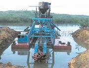 Земснаряд для добычи золота HCCT-50
