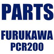 Червячный мотор-редуктор для буровой установки Furukawa PCR200