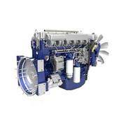 Дизельный двигатель Xichai 6DM2-35E5