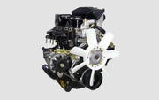 Дизельный двигатель Isuzu 4JB1 (JE493Q1)
