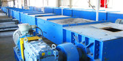 Цепной конвейер для сыпучих материалов FU410